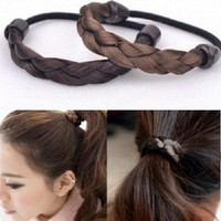 CKT097_Combo 2 cột tóc thắt bím thời trang
