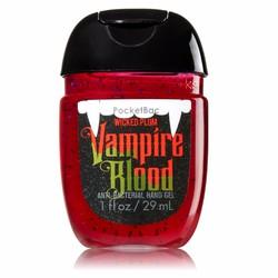 Gel rửa tay khô Bath Body Works PocketBac Vampire Blood Plum