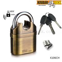 Ổ khóa báo động Kinbar chống cắt - vàng