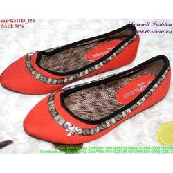giày mọi nữ trẻ trung sành điệu GM125