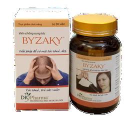 Viên uống Mọc Tóc Byzaky - Kích Thích Mọc Và Chống Rụng Tóc