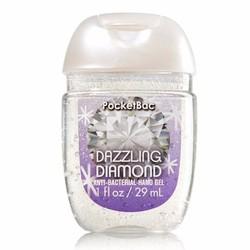 Gel rửa tay khô Bath Body Works PocketBac Dazzling Diamonds
