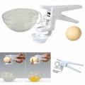 Dụng cụ tách trứng tiện dụng