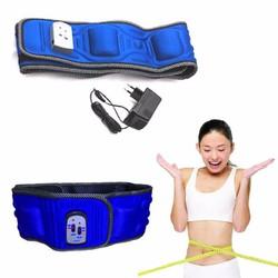 Đai massage - Đai massage rung giảm béo, tan mỡ bụng X5