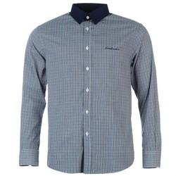 Pierre Cardin Long Sleeve Shirt Mens - S