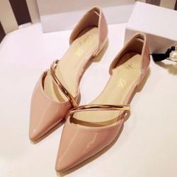 Giày nữ mang dáng vẻ sang trọng đáng yêu - 178