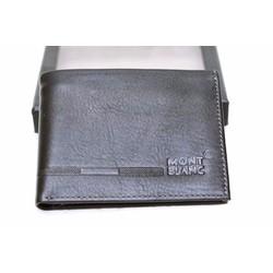 Bóp Ví Nam Da Bò MONT BLANC  B106