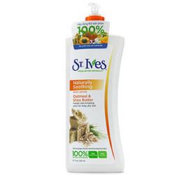 Sữa dưỡng thể toàn thân lúa mạch và bơ St.Ives Body Lotion 621ml