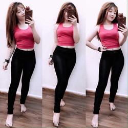 QUẦN LEGGING TRƠN 4 TÚI