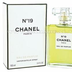 NƯỚC HOA NỮ CHANEL NO.19 EAU DE PARFUM 100ML