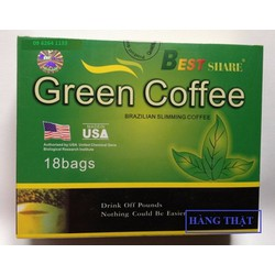 Cafe giảm cân của mỹ green coffe