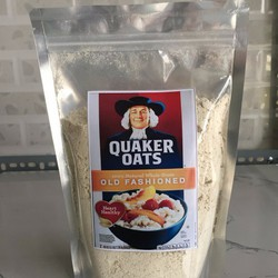 yến mạch quaker oats xay mịn 1kg