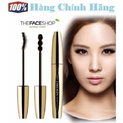 Masscara Face It Collagen Volume Mascara The Face Shop