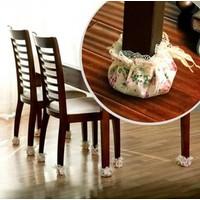 Combo 20 bọc chân bàn ghế chống trầy trượt