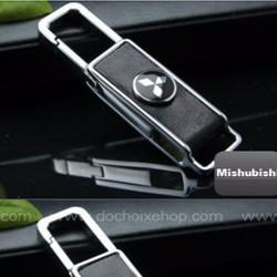 Móc khóa logo Mitsubishi