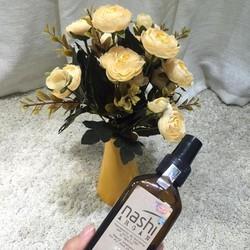 Tinh dầu nuôi dưỡng phục hồi tóc Nashi Argan 100ml