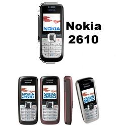 Điện thoại Nokia 2610 chính hãng kèm pin và sạc