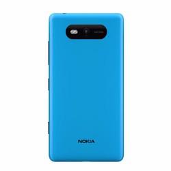 Vỏ nắp lưng đậy pin Nokia Lumia 820 Xanh dương