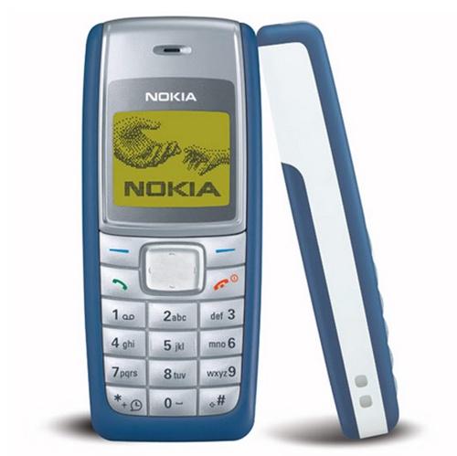 Nokia 110i nổi bật bởi sự đơn giản