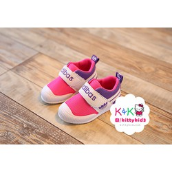 Giày thể thao phối hồng tím cực mềm