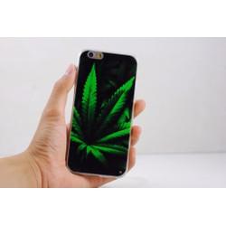 Ốp cỏ 3 lá cho iphone 4.5.6.6plus