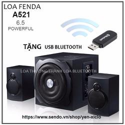 LOA Fenda - A521 Tặng USB Bluetooth