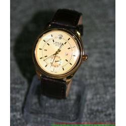 Đồng hồ nam dây da Ro sang trọng đẳng cấp DHNN115