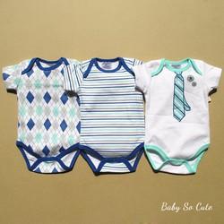 Set body hàng hiệu Carter cho bé trai bé gái