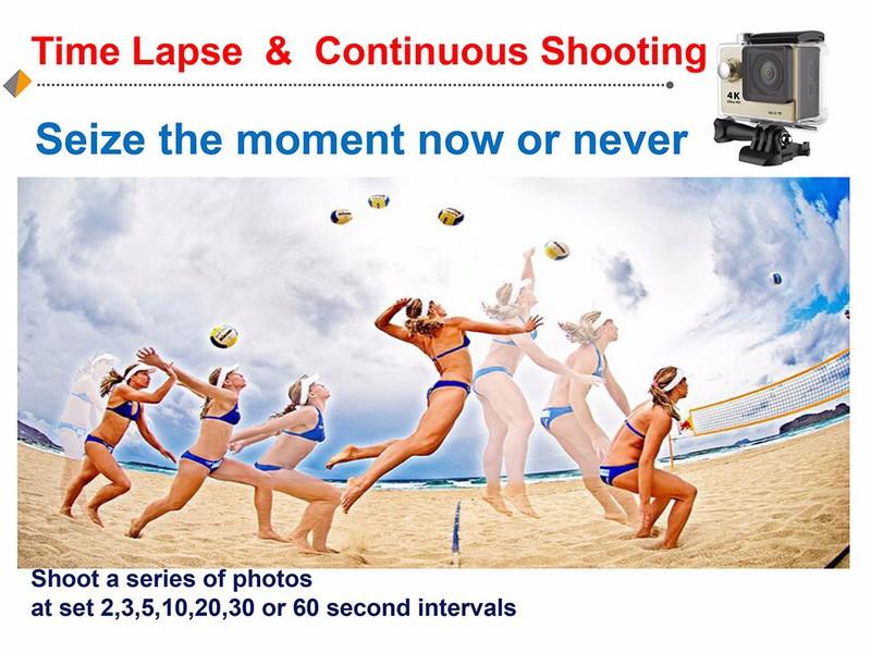 4K Ultra HD Camera hành trình Eken H9 8