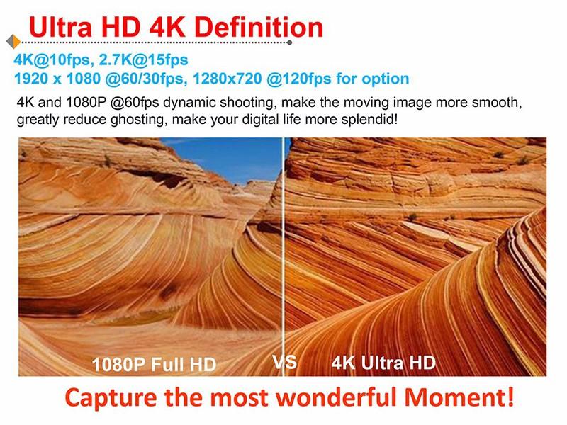 4K Ultra HD Camera hành trình Eken H9 6