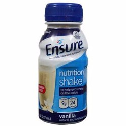 Sữa Ensure Original Nutrition 237ml USA