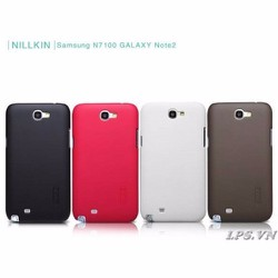 ỐP LƯNG SAM-SUNG GALAXY NOTE 2 N7100 HIỆU NILLKIN