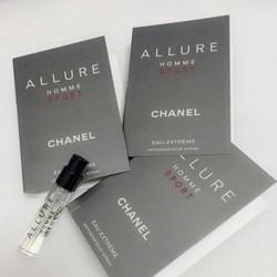 Nước hoa Chanel Allure Homme Sport Eau Extreme 2ml