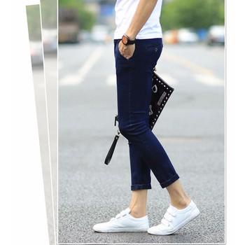 Mã số 51012 - Quần jeans cá tính