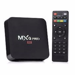 Android TV Box MXQ Pro Chip S905