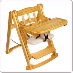 Ghế gỗ ăn bột cho bé VN1
