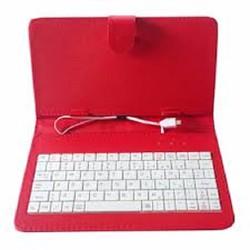 Bao da kiêm bàn phím cho máy tính bảng 7 inch