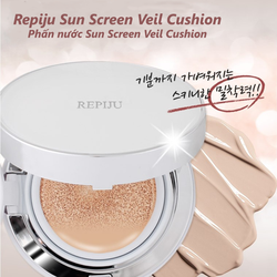 Phấn nước Sun Screen Veil Cushion SPF 50+++