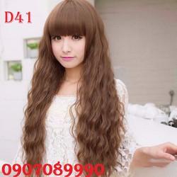 Tóc giả nữ Hàn Quốc - D41