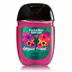 Gel rửa tay khô Bath Body Works PocketBac Berry Scary Goul Friends