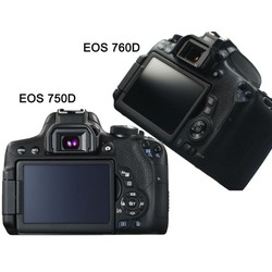 Canon EOS 760D 18~55mm IS STM