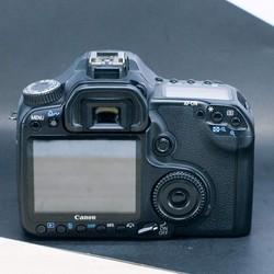 máy ảnh DSLR Canon 40D  xách tay hàng mỹ
