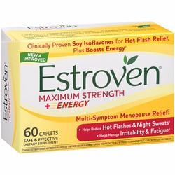 60 viên cân bằng nội tiết cho phụ nữ Estroven Maximum Strength Mỹ