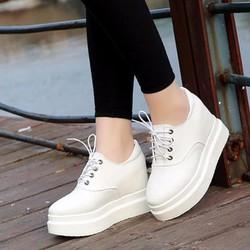 BM016T - Giày Bánh Mì Nữ đế độn cá tính