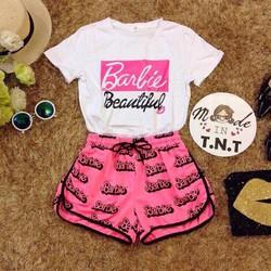 Set Barbie beautiful