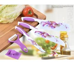 Bộ dao nhà bếp bằng thép 5 sản phẩm