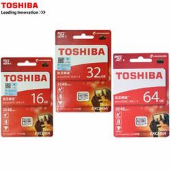 THẺ NHỚ SDHC UHS-I CARD 16GB TOSHIBA UHS CLASS 10