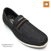 Giày Vải Thể Thao Nam EVEREST 8446Xam