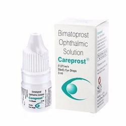Dung dịch kích thích mọc mi, dưỡng dày và dài mi Careprost India