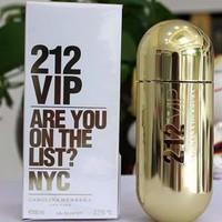 Nước hoa cho nữ Carolina Herrera 212 VIP. quyến rủ,nồng nàng-150